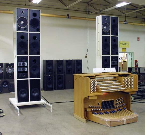 Cincinnati Music Hall – Allen Organ   Cincinnati Chapter of